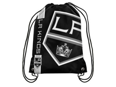 Los Angeles Kings Big Logo Drawstring Backpack