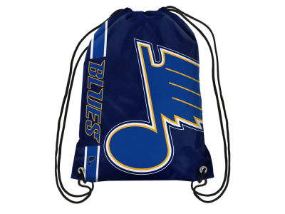 St. Louis Blues Big Logo Drawstring Backpack
