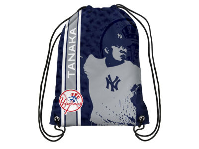 New York Yankees Masahiro Tanaka Player Elite Drawstring Backpack