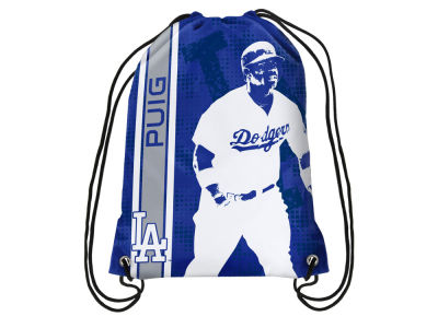Los Angeles Dodgers Clayton Kershaw Player Elite Drawstring Backpack