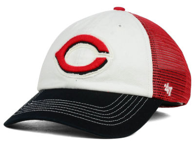 Cincinnati Reds '47 MLB Privateer '47 CLOSER Cap