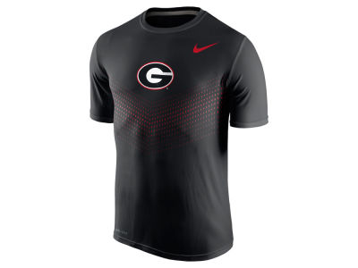 Georgia Bulldogs Nike NCAA Men's Legend Sideline T-Shirt