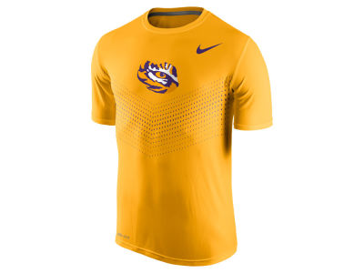 LSU Tigers Nike NCAA Men's Legend Sideline T-Shirt