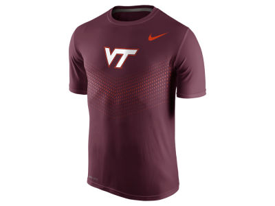 Virginia Tech Hokies Nike NCAA Men's Legend Sideline T-Shirt