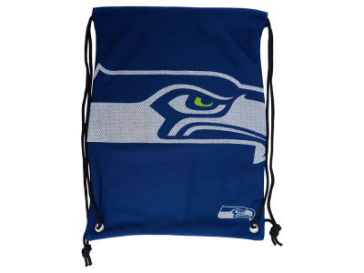 Seattle Seahawks Jersey Drawstring Backpack