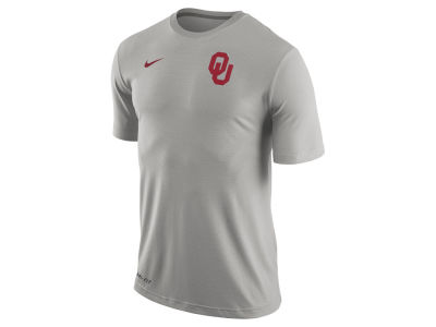 Oklahoma Sooners Nike NCAA Men's Stadium Dri Fit Touch T-Shirt