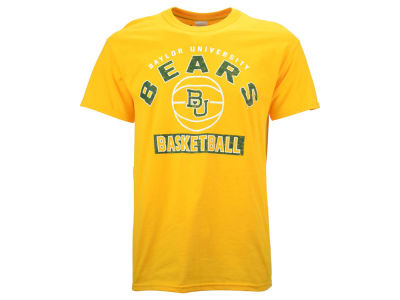 Baylor Bears NCAA 2 for $28 NCAA Men's Drafted Basketball T-Shirt