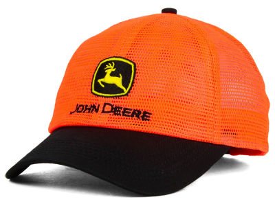 John Deere All Over Mesh Hat