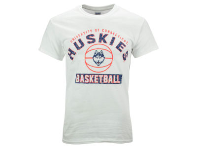 Connecticut Huskies NCAA 2 for $25  NCAA Men's Drafted Basketball T-Shirt