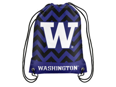 Washington Huskies Women's Chevron Drawstring Backpack