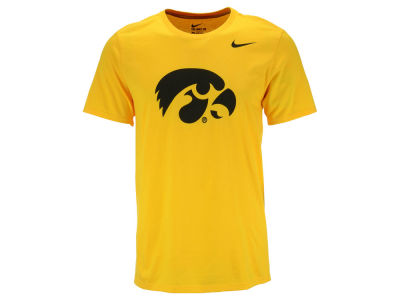 Iowa Hawkeyes Nike NCAA Men's Cotton Logo T-Shirt