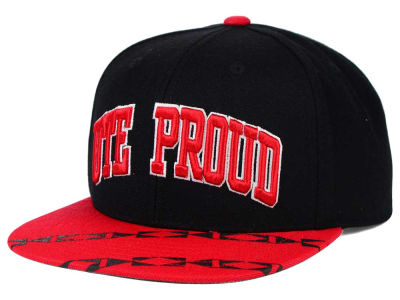 Utah Utes Top of the World NCAA Proud Snapback Cap