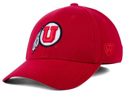 Utah Utes Top of the World NCAA Memory Fit PC Cap