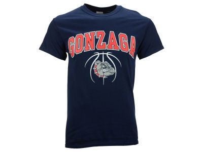 Gonzaga Bulldogs NCAA 2 for $25  NCAA Men's Seamless Basketball T-Shirt