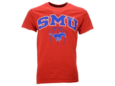 Southern Methodist Mustangs NCAA 2 for $25  NCAA Men's Seamless Basketball T-Shirt