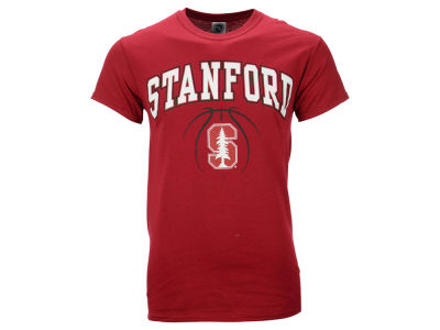 Stanford Cardinal NCAA 2 for $28 NCAA Men's Seamless Basketball T-Shirt