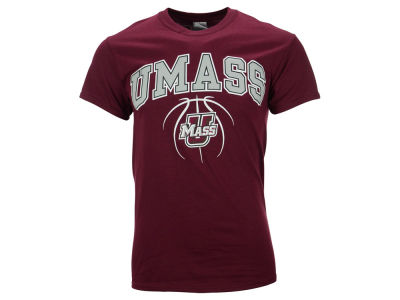 Massachusetts Minutemen 2 for $28 NCAA Men's Seamless Basketball T-Shirt