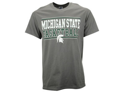 Michigan State Spartans NCAA 2 for $28 NCAA Men's Equipped Basketball T-Shirt