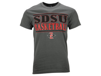 San Diego State Aztecs NCAA 2 for $28 NCAA Men's Equipped Basketball T-Shirt