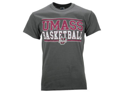 Massachusetts Minutemen NCAA 2 for $28 NCAA Men's Equipped Basketball T-Shirt