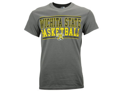 Wichita State Shockers NCAA 2 for $25  NCAA Men's Equipped Basketball T-Shirt