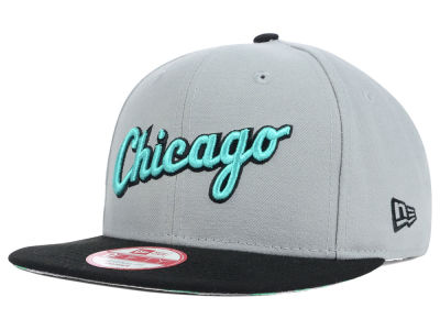 Chicago White Sox New Era MLB NE X LIDS Sneaker Hooks 9FIFTY Snapback Cap