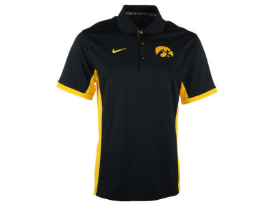 Iowa Hawkeyes Nike NCAA Men's Team Issue Polo Shirt