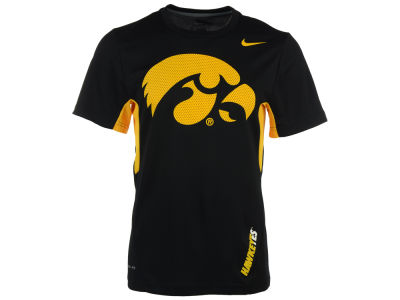 Iowa Hawkeyes Nike NCAA Men's Vapor Shirt