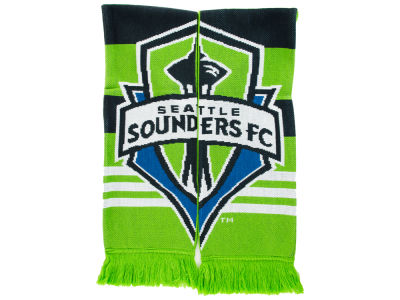 Seattle Sounders FC Local Phrase Scarf