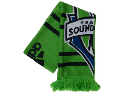 Seattle Sounders FC Team Wordmark Scarf