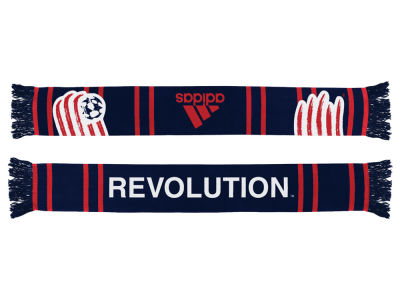 New England Revolution Team Wordmark Scarf