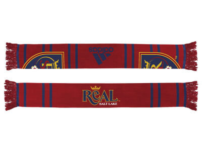 Real Salt Lake Team Wordmark Scarf