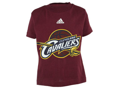 Cleveland Cavaliers NBA Toddler Primary Logo T-Shirt