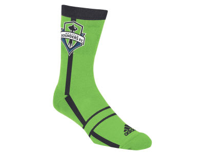 Seattle Sounders FC Mid Team Color Stripe Socks