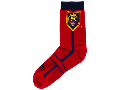 Real Salt Lake Mid Team Color Stripe Socks