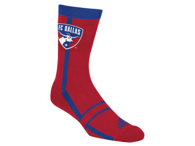 FC Dallas Mid Team Color Stripe Socks
