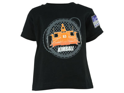 Charlie Kimball Ganassi Racing Toddler Wire Frame T-Shirt
