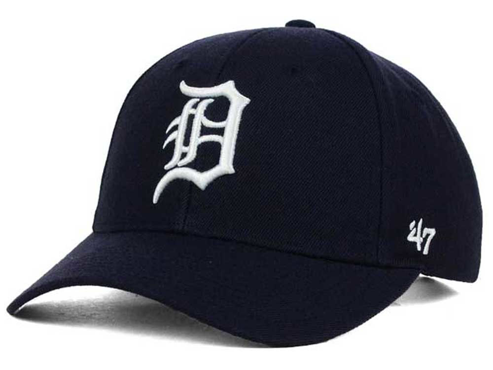 new product 73883 5456f ... new arrivals detroit tigers 47 mlb on field replica 47 mvp cap 3790e  66884