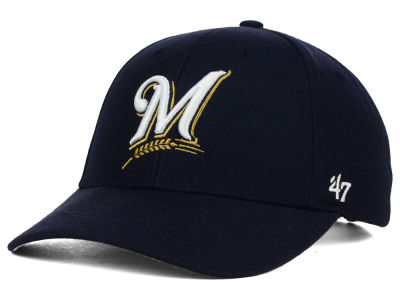 Milwaukee Brewers '47 MLB Curved '47 MVP Cap