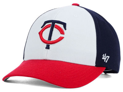 Minnesota Twins '47 MLB Curved '47 MVP Cap