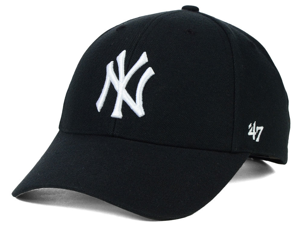 24b365dad01 New York Yankees  47 MLB Black Series MVP Cap