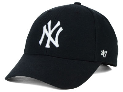 New York Yankees '47 MLB Black Series MVP Cap