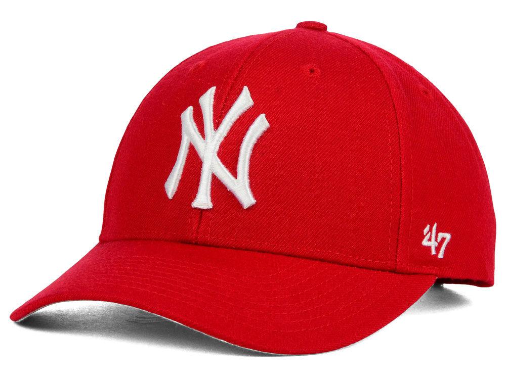 5b245e5a880 New York Yankees  47 MLB Core  47 MVP Cap
