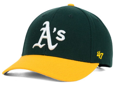 Oakland Athletics '47 MLB On Field Replica '47 MVP Cap