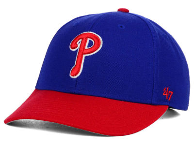 Philadelphia Phillies '47 MLB Curved '47 MVP Cap