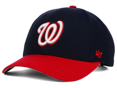 Washington Nationals '47 MLB On Field Replica '47 MVP Cap