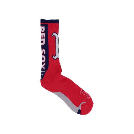 Boston Red Sox For Bare Feet Jump Key II Socks