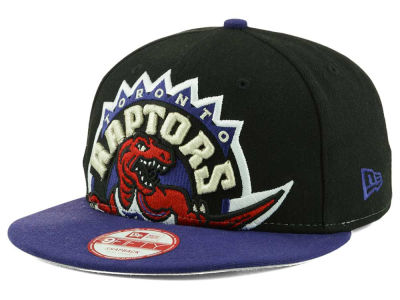 Toronto Raptors New Era NBA HWC Crop Ready 9FIFTY Snapback Cap