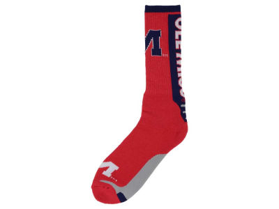 Ole Miss Rebels Jump Key II Socks