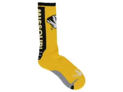 Missouri Tigers For Bare Feet Jump Key II Socks